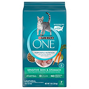 Purina ONE Sensitive Systems Adult Cat Food