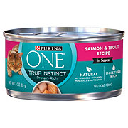 Purina One Smart Blend Pairings Salmon and Trout Cat Food