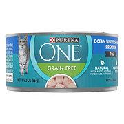 Purina One Smart Blend Premium Cat Food Ocean Whitefish Recipe
