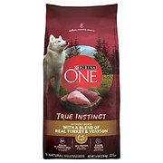 Purina ONE Smart Blend True Instinct Turkey & Venison