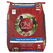 Purina One SmartBlend Natural Large Breed Dry Dog Food