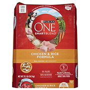 Purina ONE SmartBlend Premium Adult Chicken And Rice Formula Dog Food