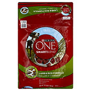 Purina ONE SmartBlend Premium Adult Lamb and Rice Formula Dog Food