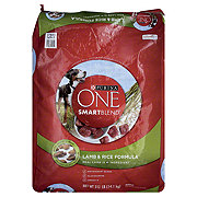 Purina ONE SmartBlend Premium Adult Lamb and Rice Formula Dog Food