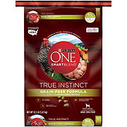 Purina ONE: SmartBlend True Instinct Grain Free Chicken Dog Food
