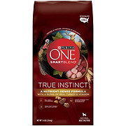 Purina One SmartBlend True Instinct Natural Turkey & Venison Dry Dog Food