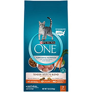 Purina ONE Tender Selects Blend Adult Cat Food