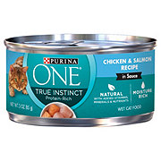 Purina One True Instinct Chicken & Salmon Recipe Cat Food
