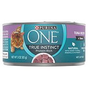 Purina One True Instinct Tuna Recipe Premium Cat Food