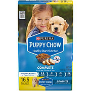 Purina Puppy Chow Complete with Chicken & Rice Dry Puppy Food