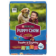Purina Puppy Chow Tender & Crunchy Dry Puppy Food