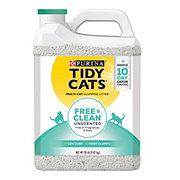 Purina Tidy Cats Fresh & Clean Unscented Clumping Litter