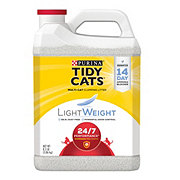 Purina Tidy Cats LightWeight 24/7 Performance Multiple Cats Clumping Litter
