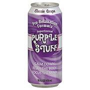 Purple Stuff Pro-Relaxation Formula Classic Grape Soda