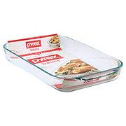 Pyrex Basics Glass Bake Dish