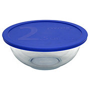 Pyrex Smart Essentials 2.5 qtMixing Bowl with Lid