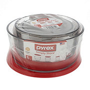 Pyrex Storage Plus Value Pack Bowls