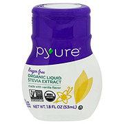 Pyure Organic Stevia Drops Vanilla