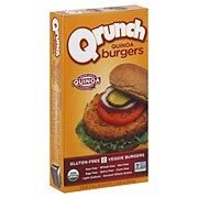 Qrunch Original Quinoa Burger