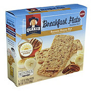 Quaker Breakfast Flats, Banana Honey Nut