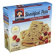 Quaker Breakfast Flats, Cranberry Almond