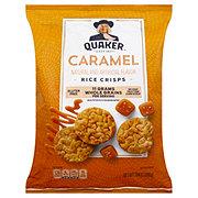 Quaker Caramel Rice Crisps