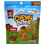 Quaker Chewy Bites Cinnamon