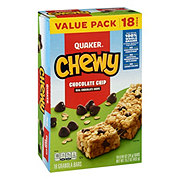 Quaker Chewy Chocolate Chip Granola Bars Value Pack