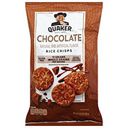 Quaker Chocolate Rice Crisps