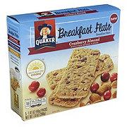 Quaker Cranberry Almond Breakfast Flats