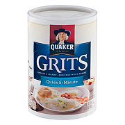Quaker Grits Quick 5 Minute