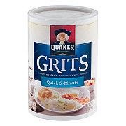 Quaker Grits Quick 5 Minute