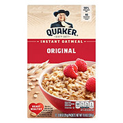 Quaker Instant Original Oatmeal Packets