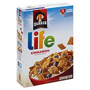 Quaker Life Cinnamon Multigrain Cereal