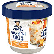 Quaker Overnight Oats Orchard Peach Pecan Perfection