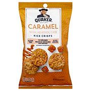 Quaker Popped Caramel Corn Rice Crisps Snacks