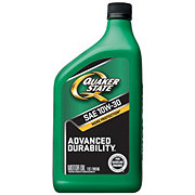 Quaker State Advanced Durability SAE 10W-30 Motor Oil