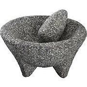 Quality Mama Elvira Molcajete 10in