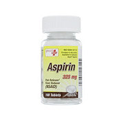 Quality Plus Aspirin, 325 MG