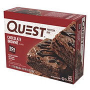 Quest Chocolate Brownie Bars