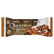 Quest Cinnamon Roll Protein Bar