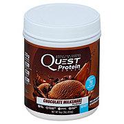 Quest Protein Powder Chocolate Milkshake
