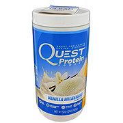 Quest Protein Powder, Vanilla Milkshake Flavor