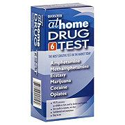 Quickscreen At Home Drug Test (6 Drug Panel)