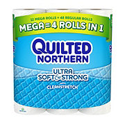 Quilted Northern Soft & Strong Mega Roll Bath Tissue