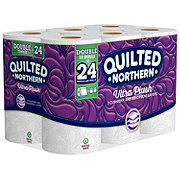 Quilted Northern Ultra Plush Double Roll Toilet Paper