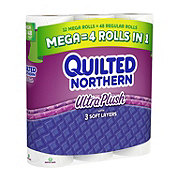 Quilted Northern Ultra Plush Mega Rolls Toilet Tissue