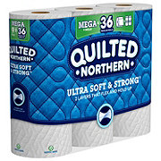 Quilted Northern Ultra Soft & Strong Mega Roll Toilet Paper