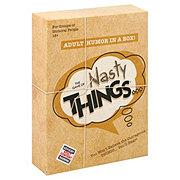Quinn & Sherry Nasty Things Game