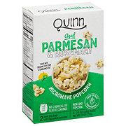 Quinn Parmesan & Rosemary Popcorn